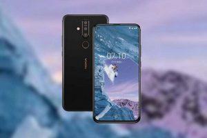 Nokia presentó un nuevo smartphone