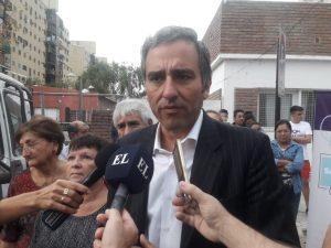 """Cachi Martínez: """"Bonfatti se equivoca cuando dice que son un ejemplo en salud"""""""