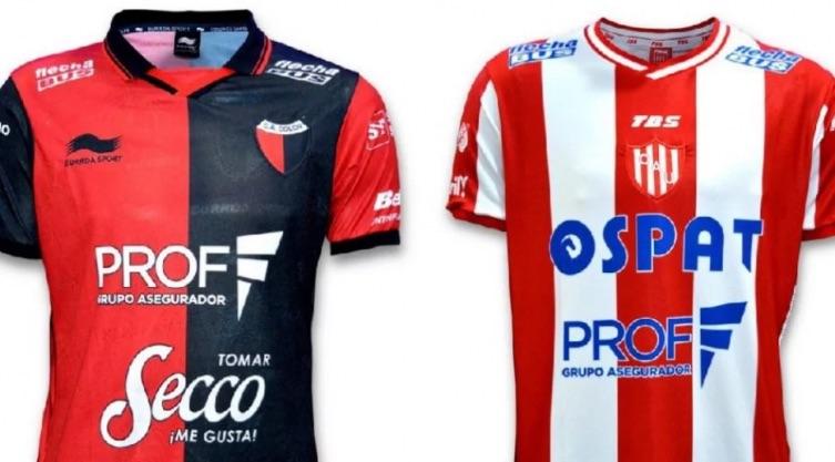 599ca7066ca Quién vende más camisetas en Santa Fe  ¿Colón o Unión  - Sin Mordaza