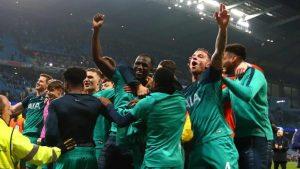 Sissoko, del Tottenham, pensó que habían quedado eliminados