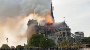 """Notre Dame: """"Uno de los mejor testimonios que nos queda a los occidentales de la Edad Media"""""""