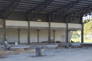 Malabrigo: Finalizan las Dársenas de la Estación de Colectivos