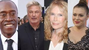 Las estrellas de Hollywood en un boicot de película