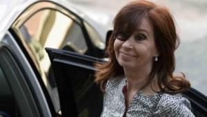 Autorizan a Cristina Kirchner a no concurrir a la segunda audiencia del juicio