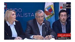 """Cumbre del PJ: """"Antes de fin de mayo vamos a tener conformado un gran frente electoral opositor"""""""