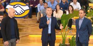 """Macri: """"Tenemos que apostar más a innovación y tecnología"""""""