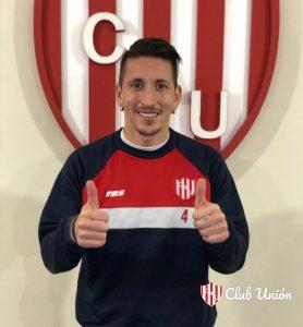 Damián Martínez se sumó al plantel de Unión
