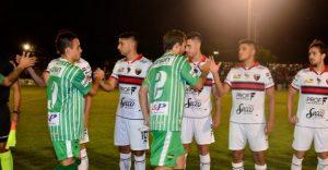 Colón enfrenta a Unión de Sunchales en Copa Santa Fe