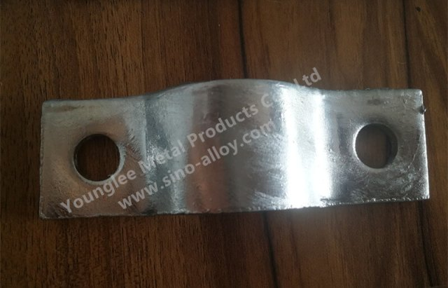 hot dip galvanized carbon steel clamps