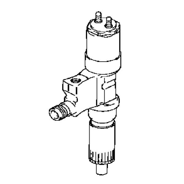 095000-5341 Denso 4HK1 6HK1 Common Rail Fuel Injector