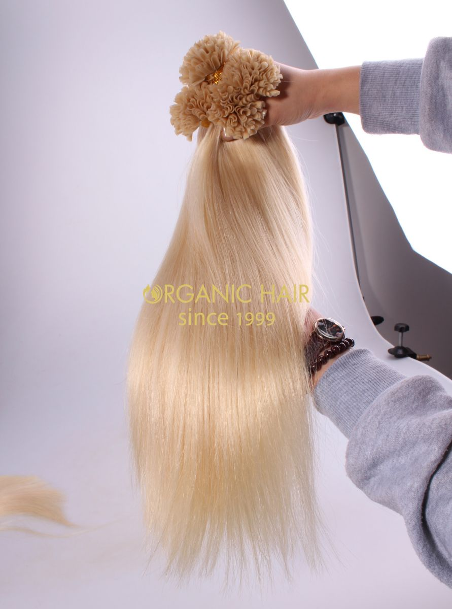 Hair Extensions U Tip No Shedding Tangling 1g Strand 100g Pack If You Want 0 7gram Or 8g Gram We Also Can Do For