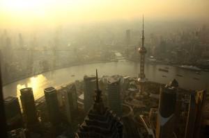 Praktikumsort Shanghai