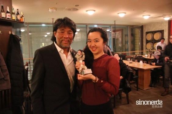 Lulu trifft den Kameramann Mark Lee Ping-Bing - Foto von Lulu