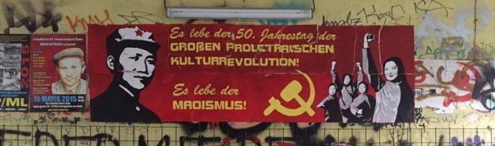 KR-Plakat in Berlin-Kreuberg