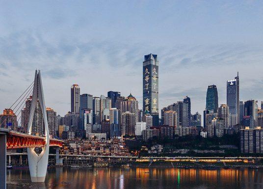 Bigger than Berlin: Die größten Städte Chinas