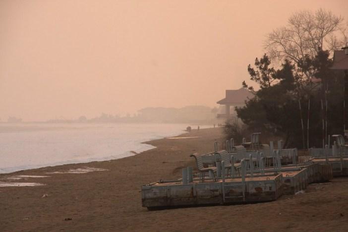 Strand von Beidaihe