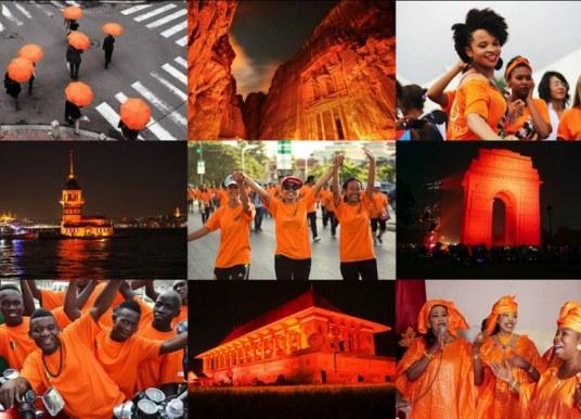 Wie orange ist China: Feminismen vs. konfuzianische Ideale