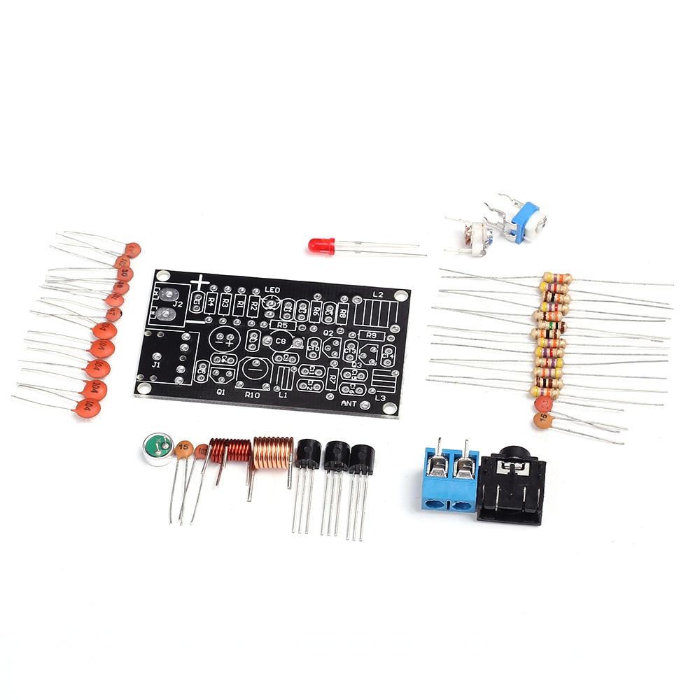 FM Radio Transmitter Board DIY Kit Module 85-115MHz FM