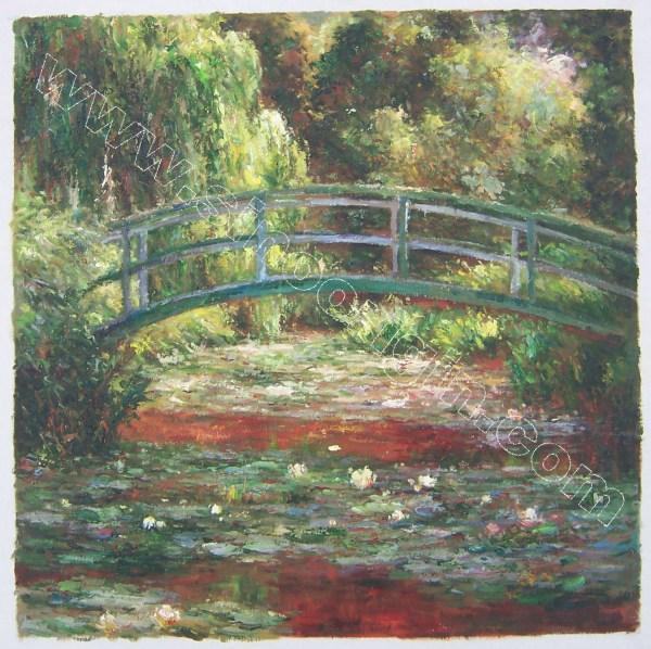 Claude Monet Oil Painting