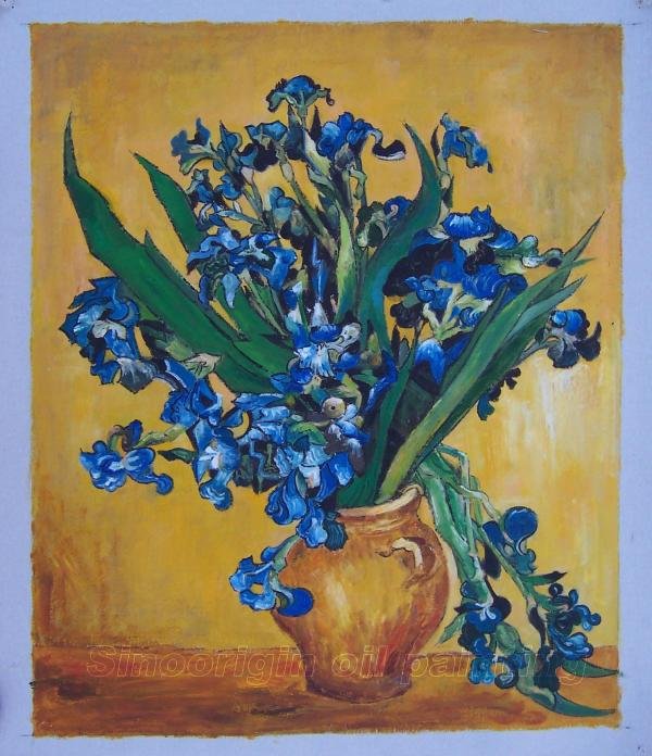 Vincent Van Gogh Still Life Paintings