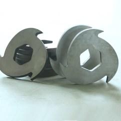 Air Bag Chair Slip Covers For Sale Double Shaft Shredder   Twin Shredders - Prosino