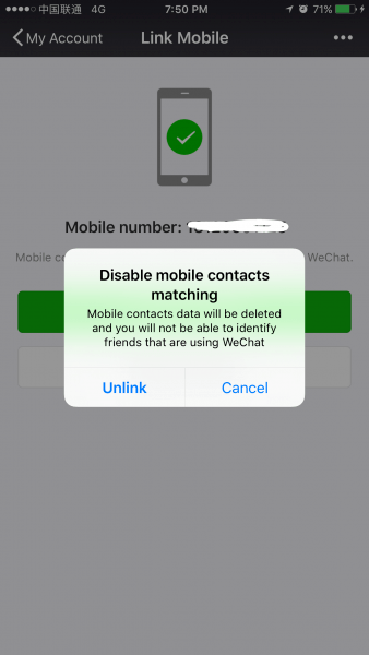 create a WeChat account with a QQ number