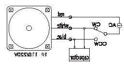 AC Induction Gearmotors 1-3 watt 42 mm