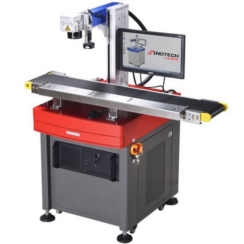 CCD VISUAL LASER MARKING MACHINE CMK-20