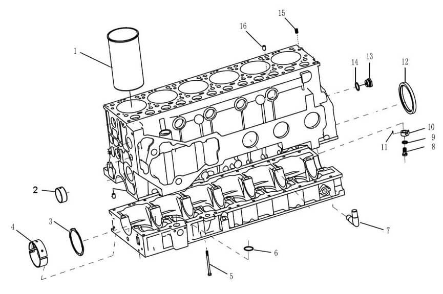 WD615 Engine Catalogue-Parts Catalogues-SINOTRUK-China