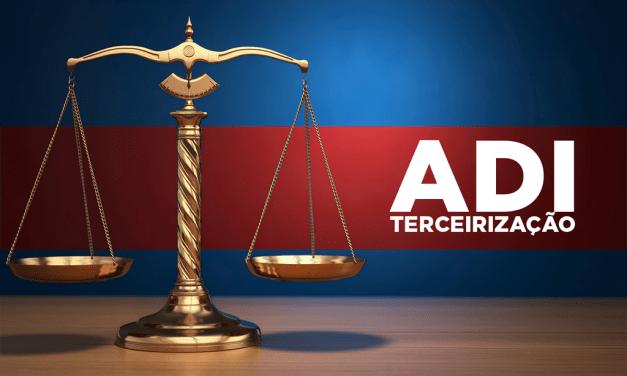 SinpecPF solicita ser ouvido em processo que aponta inconstitucionalidade da lei que ampliou terceirização