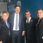 SinpecPF prestigia posse de novo diretor-geral da Polícia Federal