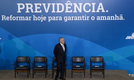 Fim do primeiro round: reforma da Previdência ficará para depois da eleição