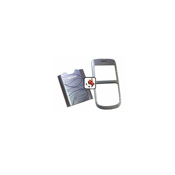 Comprar Capa Nokia C3-00 Frente + Traseira Lilás Acácia