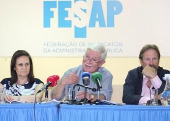 FESAP apresenta documento reivindicativo