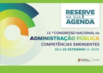 11.º Congresso Nacional da Administração Pública