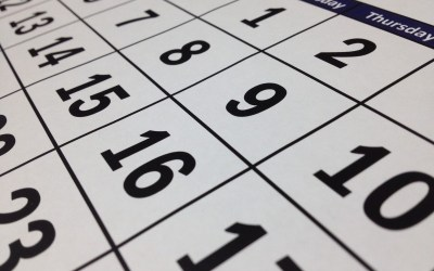 Calendario corsi di formazione in materia di sicurezza ai sensi del D. Lgs. 81/08 1 semestre 2018