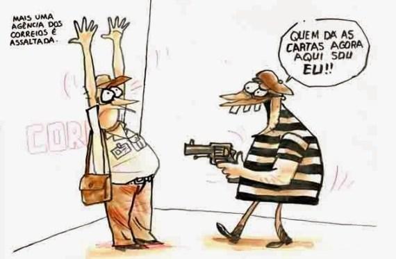 Charge da Quinta! Bahia terra de assaltos dominada por bandidos ...
