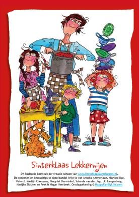 Sinterklaas Lekkernijen - recepten en knutseltips
