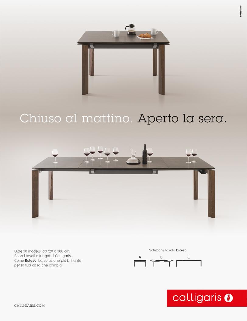 Caligaris pubblicità Sintesi/hub agenzia marketing Trieste