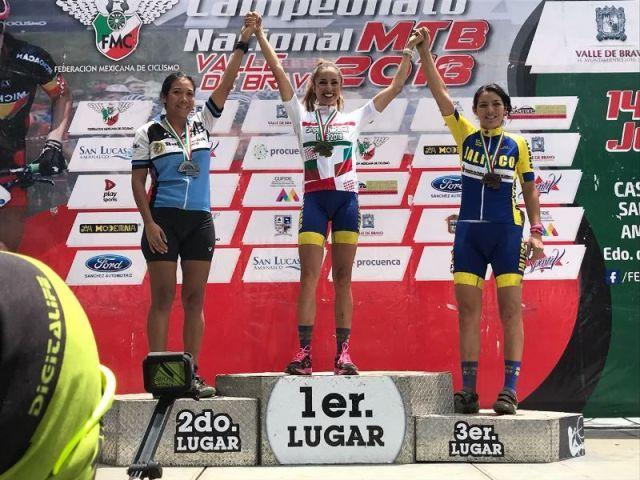 IDE-063-2018.-Ciclistas tamaulipecos, entre los mejores diez del Nacional MTB (1)