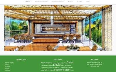 Novo site de Lodi Motta Arquitetura