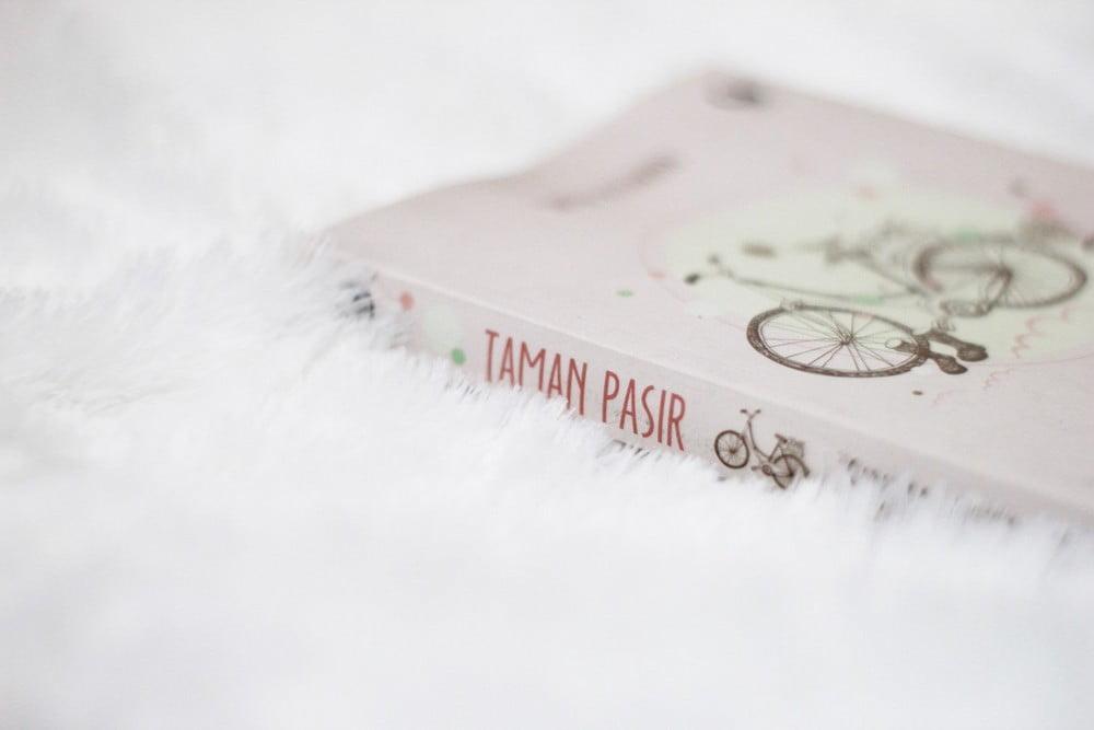 Ngobrolin Novel Taman Pasir di Twitter Bareng Penerbit Grasindo
