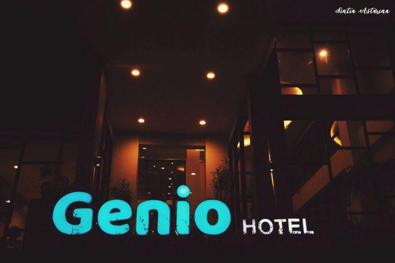 Pengalaman Menginap di Genio Hotel Manado Selama 4 Hari 3 Malam
