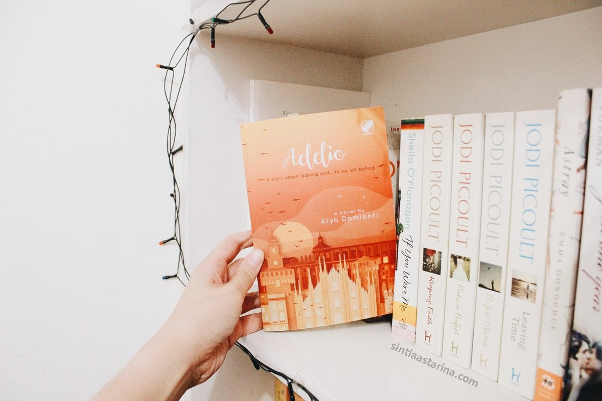 [BOOK REVIEW] Addio Karya Alya Damianti