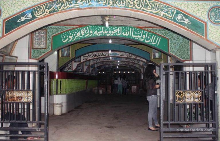 Masjid Seribu Pintu: Wisata Religi di Tangerang