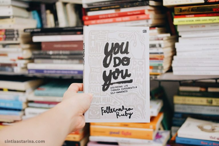 [BOOK REVIEW] You Do You Karya Fellexandro Ruby