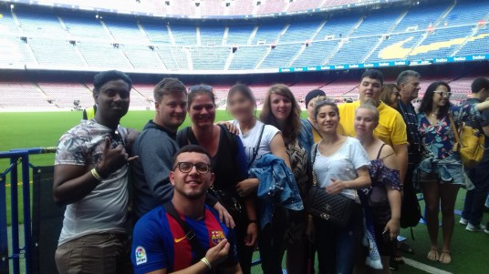 Hanne Michielsen - Camp Nou