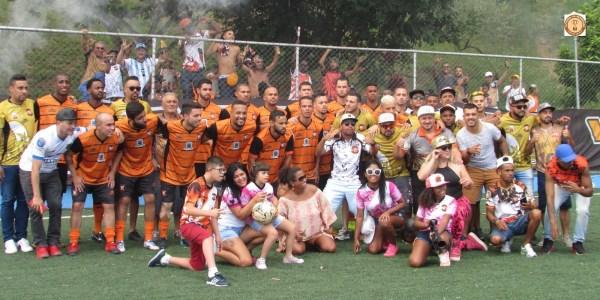 Batti Fácil campeão da 2ª. Copa Busão do Vila Izabel de Osasco