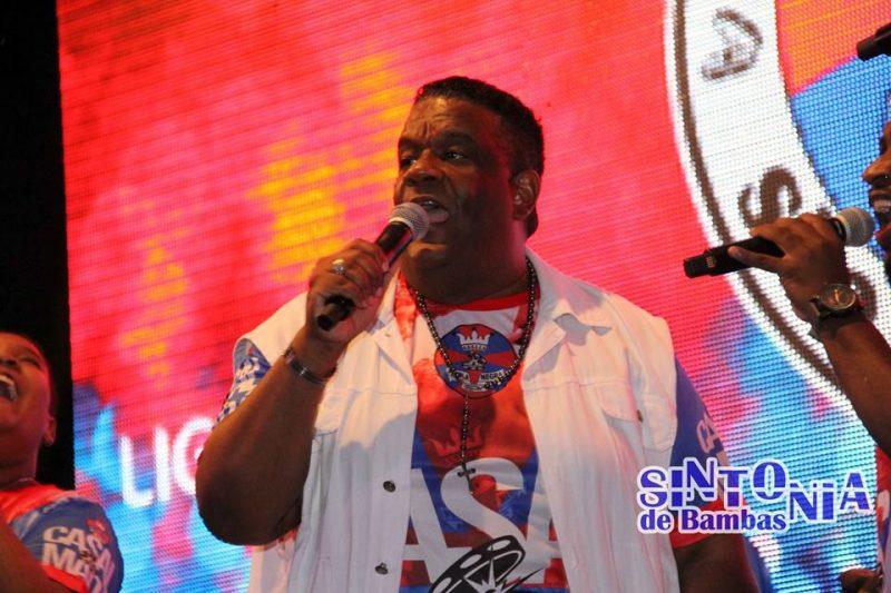 'Maravilha': Daniel Collete assume microfone principal da Unidos de Bangu