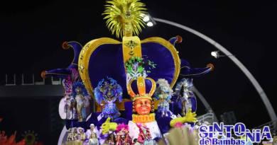 Imperador do Ipiranga rumo ao Carnaval 2020